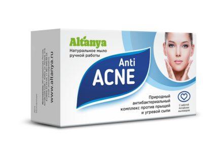 мыло anti Acne