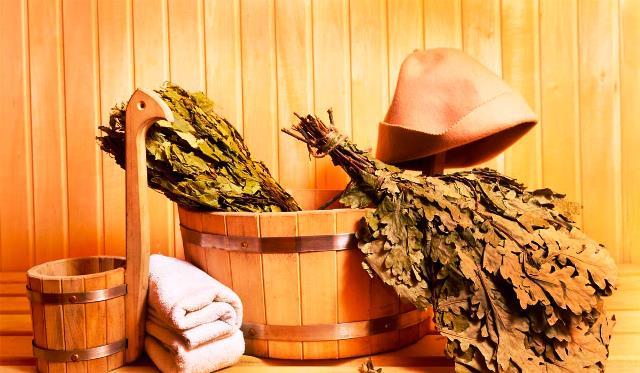 Купить оптом веники для бани у производителя