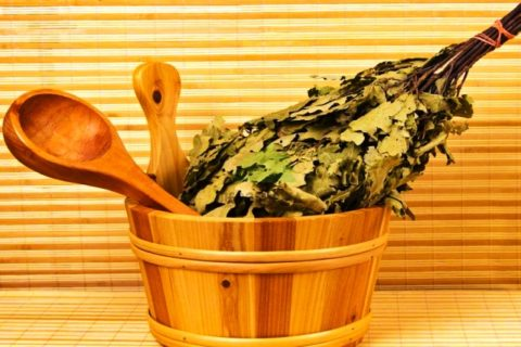 Веники для бани и сауны оптом
